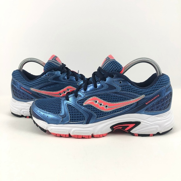 Women's Saucony Oasis 2 Blue Size 7.5 Running Shoe